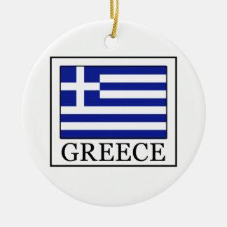 Griechenland Keramik Ornament
