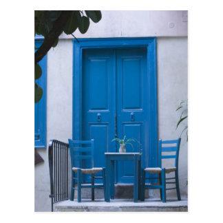 GRIECHENLAND, KRETA, Hania Provinz, Hania: Postkarte