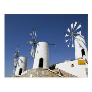 GRIECHENLAND, KRETA, Iraklio Provinz, Ano Kera: Postkarte