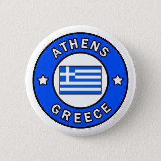 Griechenland Runder Button 5,7 Cm