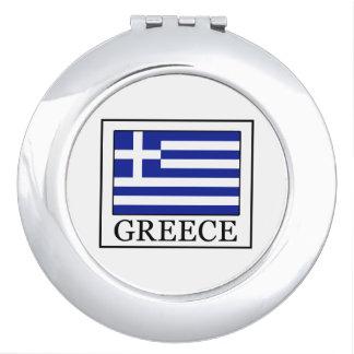 Griechenland Schminkspiegel