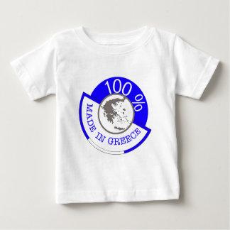 GRIECHENLANDWappen 100% Baby T-shirt