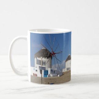 Griechische Inseln Kaffeetasse