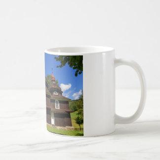 Griechische katholische Kirche, Nizny Komarnik, Kaffeetasse