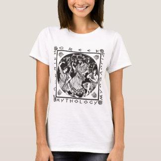 Griechische Mythologie (Schwarzes) T-Shirt