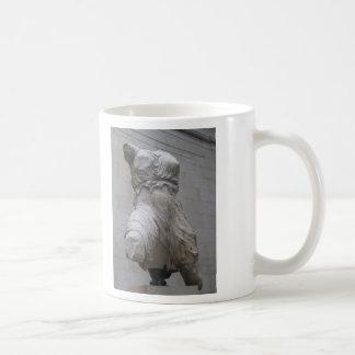 Griechische Parthenon-Statue Kaffeetasse