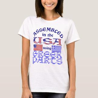 Griechische Teile 2 T-Shirt