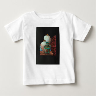 Griechische Urnen Baby T-shirt