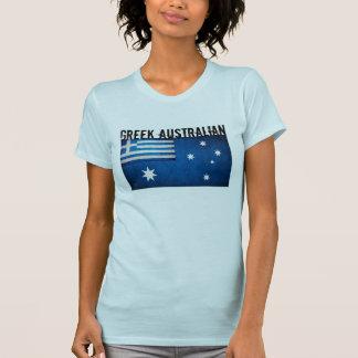 Griechischer Australier T-Shirt