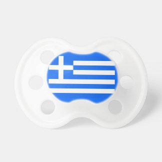 Griechischer Flaggen-Schnuller Schnuller