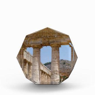 griechischer Marmor Auszeichnung