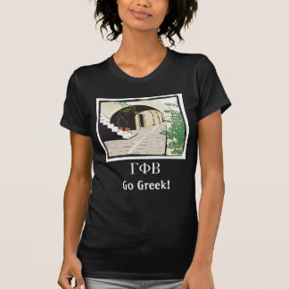 Griechischer Torbogen T-Shirt