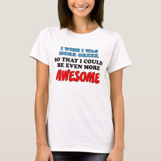 Griechischeres fantastischeres T-Shirt