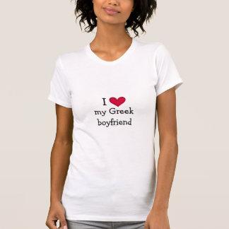 Griechisches Freund-Shirt T-Shirt