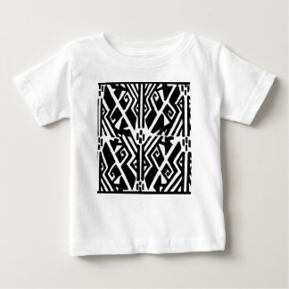 Griechisches Muster Baby T-shirt