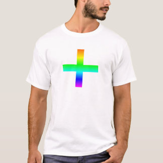 Griechisches orthodoxes Kreuz T-Shirt