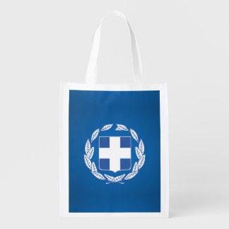 Griechisches Wappen Einkaufsbeutel