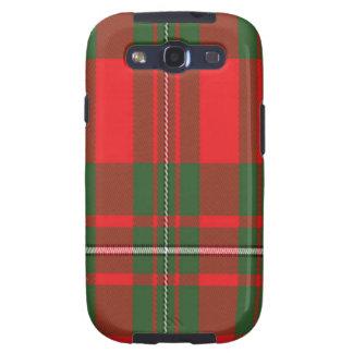 Grierson schottischer Tartan Samsung rufen Fall an Samsung Galaxy S3 Schutzhülle