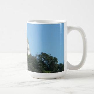 Griffith Park Observatorium Los Angeles Kaffeetasse