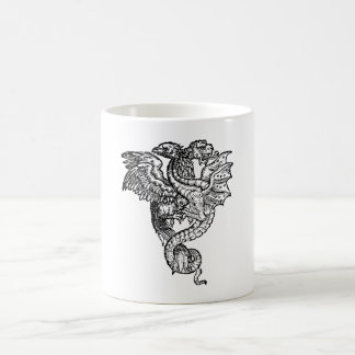 Griffon & Dragon Kaffeetasse