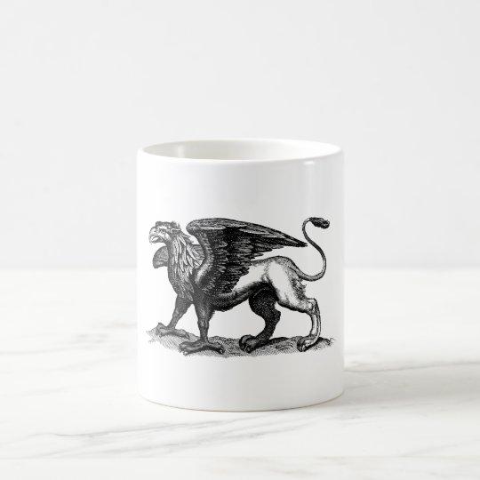 Griffon / Greif Kaffeetasse