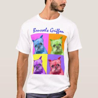 Griffon vieler Farben T-Shirt