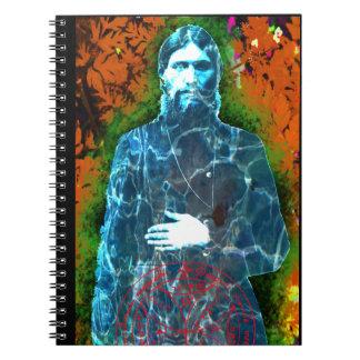 Grigori Rasputin russische Geschichtswütender Notizblock