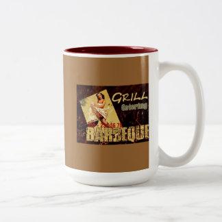 Grill - Kaffee, Tee-Tasse, Schale