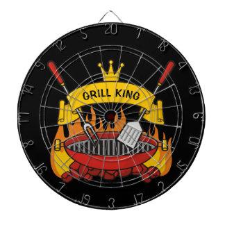 Grill-König Dartscheibe