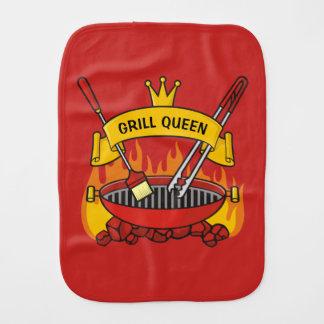 Grill-Königin Spucktuch
