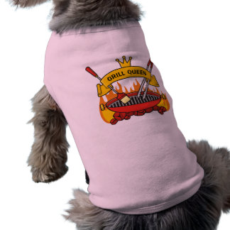 Grill-Königin T-Shirt
