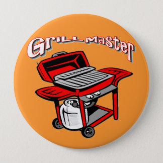 Grill-Meister Runder Button 10,2 Cm