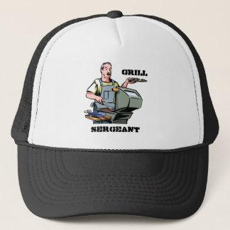Grill-Sergeant-Hut Truckerkappe