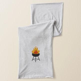 GRILLEN auf Feuer Schal