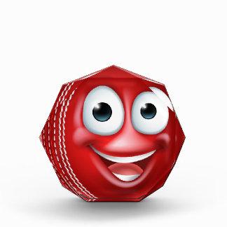 Grillen-Cartoon-Charakter-Ball Acryl Auszeichnung
