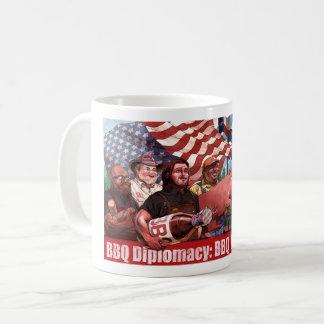 GRILLEN Diplomatie-Tasse (langer Text) Kaffeetasse