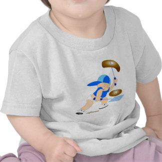 GRILLEN-Grillhauptbabyjunge Shirts