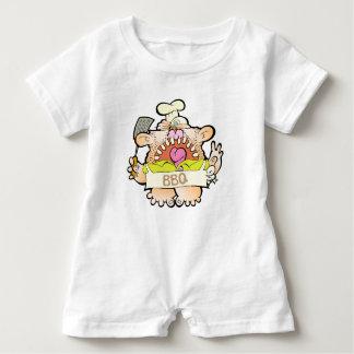 GRILLEN Kind! Baby Strampler