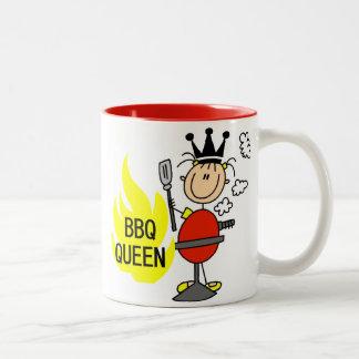 GRILLEN Königin Tee Tasse