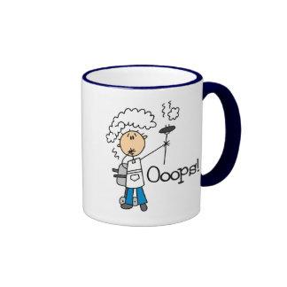 GRILLEN schlecht gegangen Kaffeetasse