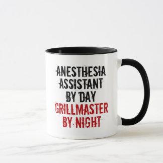 Grillmaster Anästhesie-Assistent Tasse