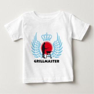 grillmaster baby t-shirt