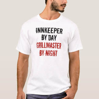 Grillmaster Gastwirt T-Shirt