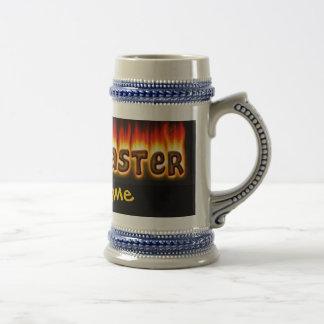 Grillmaster (kundengerechter) Stein Bierglas