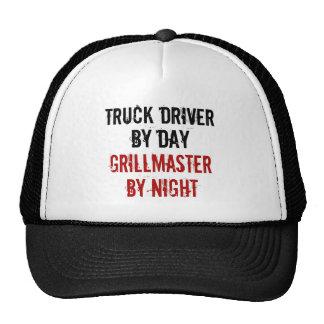 Grillmaster LKW-Fahrer Tuckercaps