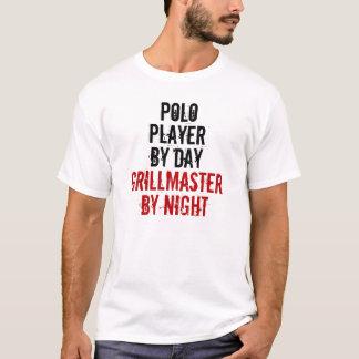 Grillmaster Polo-Spieler T-Shirt