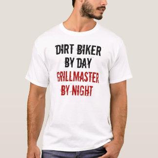 Grillmaster Schmutz-Radfahrer T-Shirt