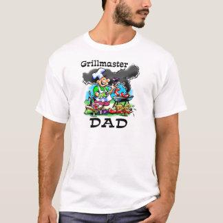 Grillmaster Vati T-Shirt