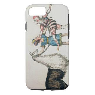 Grimaldi und das Alpaka, in der populären iPhone 8/7 Hülle