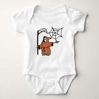Grimmig Baby Strampler